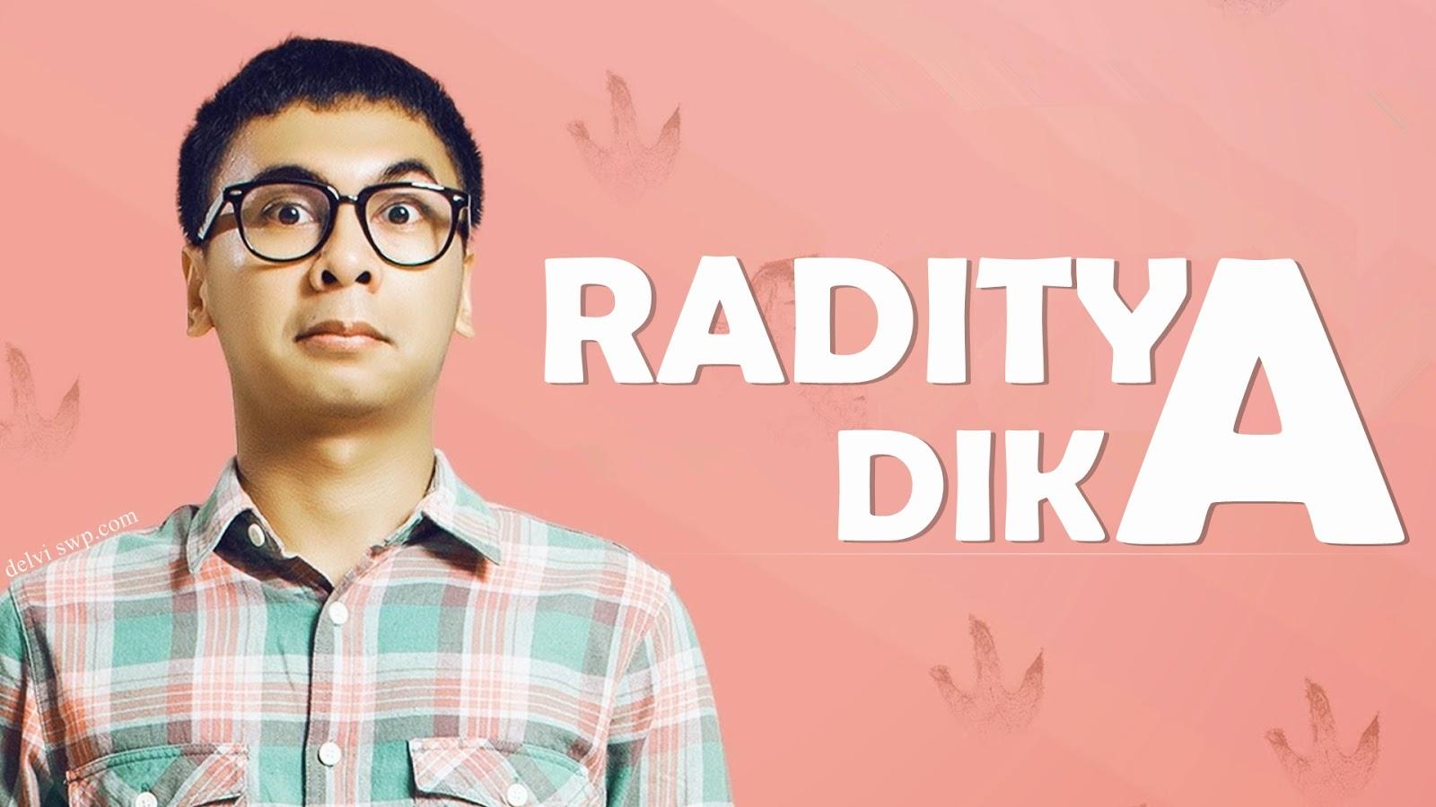Profil dan Biografi Raditya Dika Wallpaper