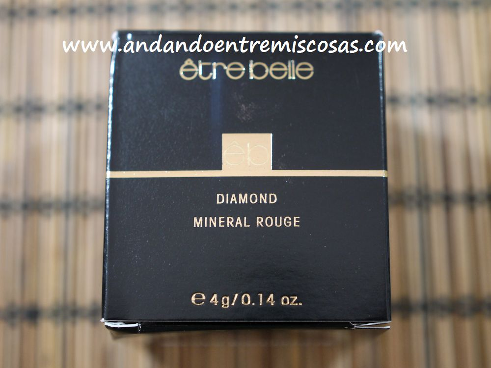 Diamond Mineral Rouge De Etre Belle