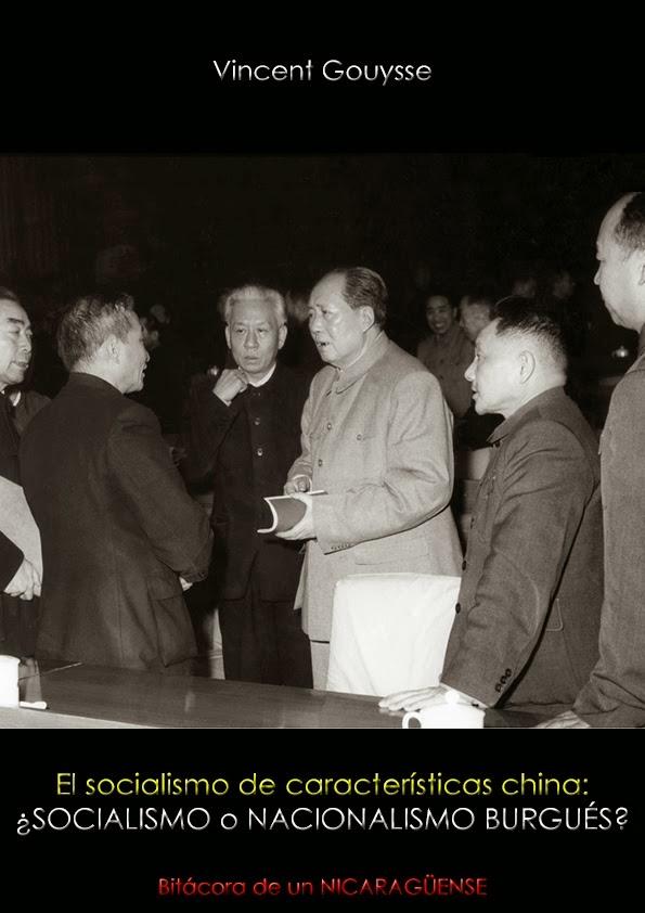 El socialismo chino, nacionalista burgues