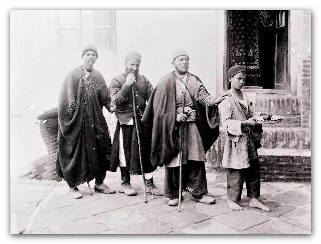 Irán al comienzo del siglo XX en el lente de Anton Sevryugi