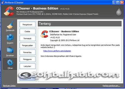 CCleaner Business Edition 4.02.4115 Full Crack