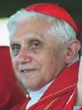 Cardinal Josef Ratzinger (Pope Benedict XVI)
