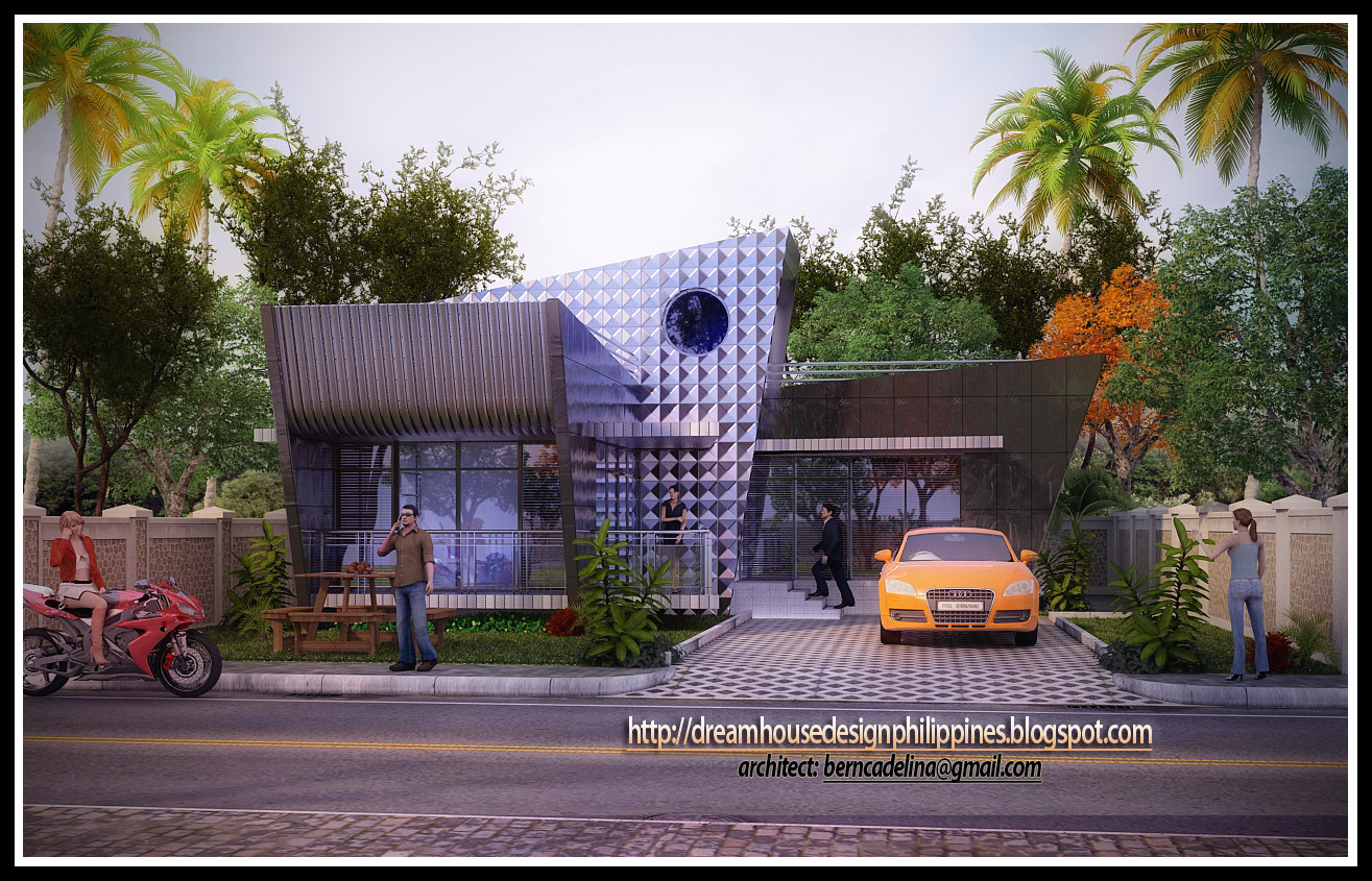 Philippine dream house design modern bungalow house Modern bungalow house