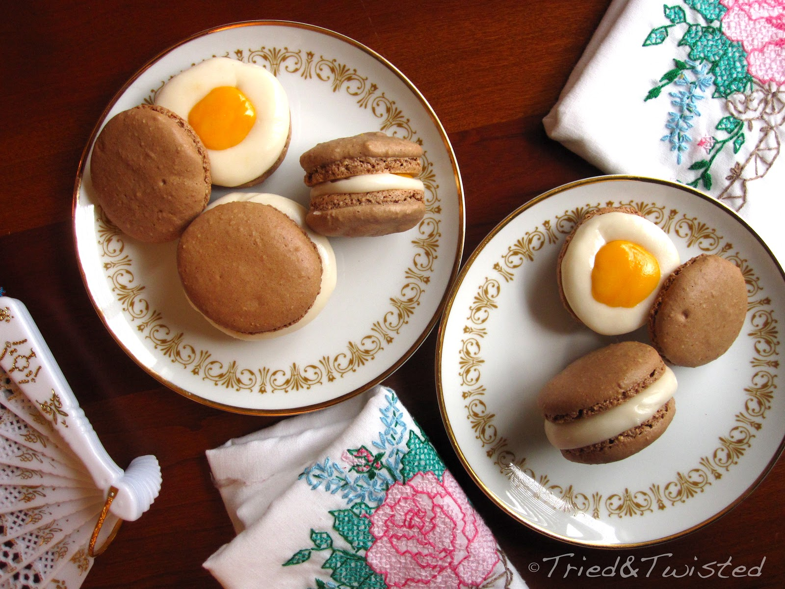 ijustine how to make eggs