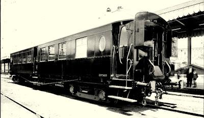 ss-3 vagon alfonso XIII vagon franco hendaya