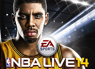 Kyrie Iriving To Grace Cover Of NBA Live 14