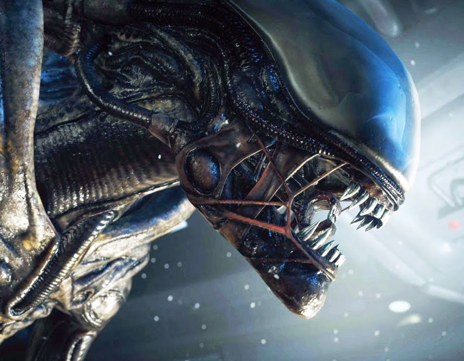 Alien Isolation Survival Horror