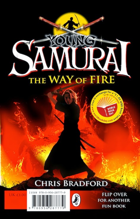 young samurai the way of the warrior epub  books