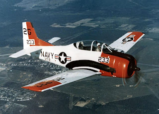 north american trojan plane