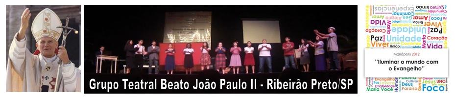 grupo teatral Beato João Paulo II