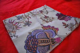 tissu chouette kit