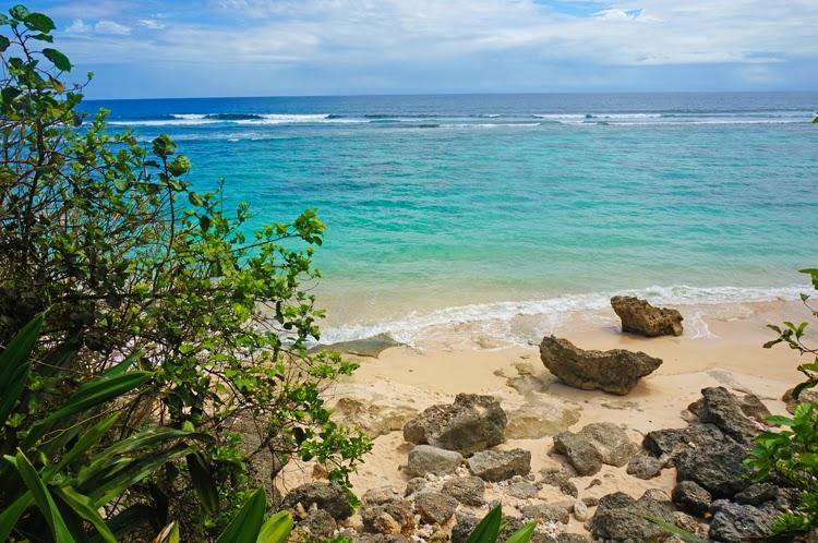 Karma Kandara Private Beach Bali Indonesia