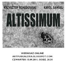 WERNISAŻ SCHODOWSKI/SAMSEL