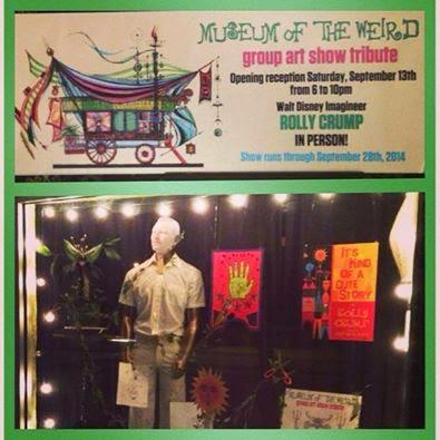 John Rozum.com: The Museum of the Weird