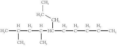 2,4-dimetil-5-propildekana