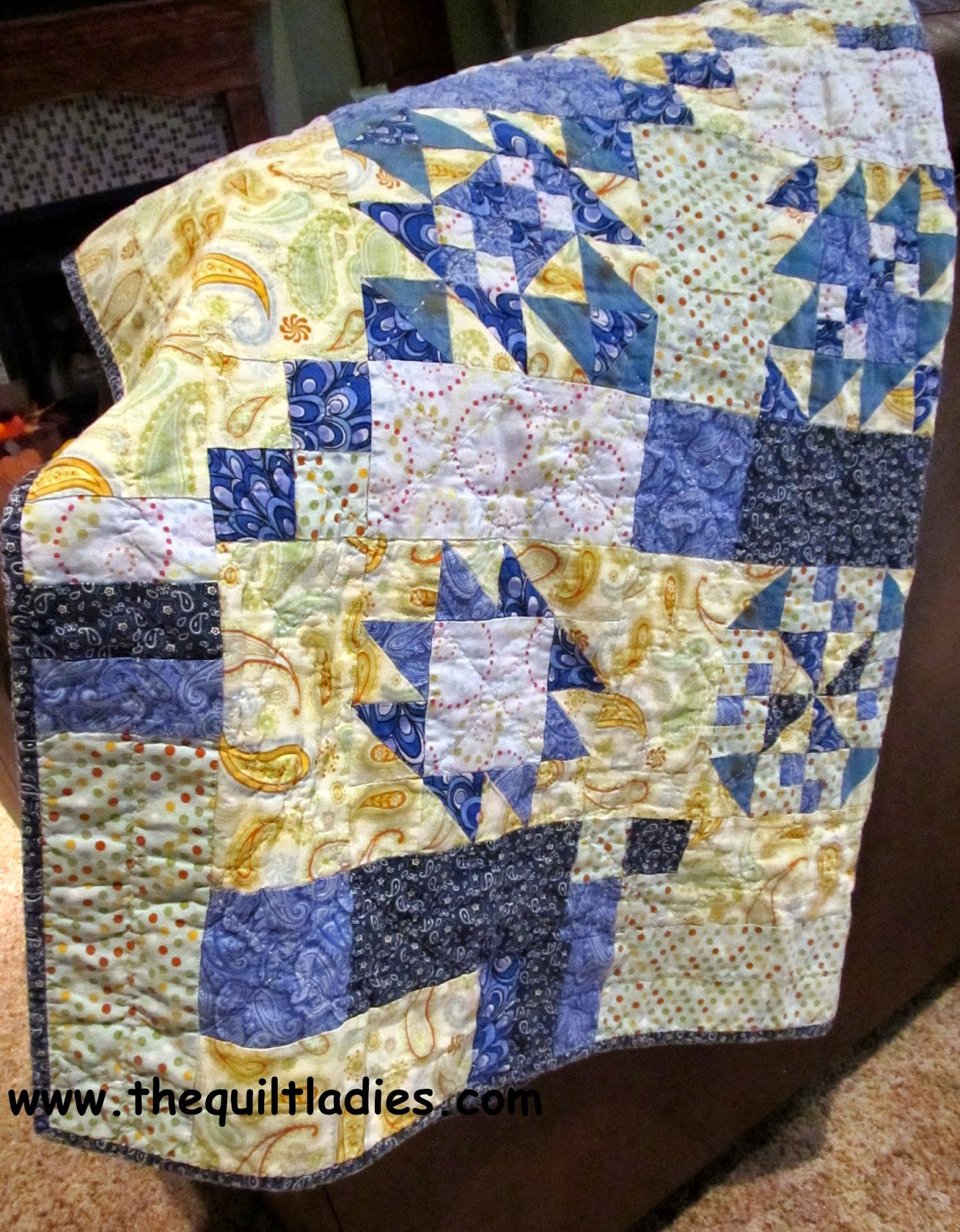 little boys quilt pattern
