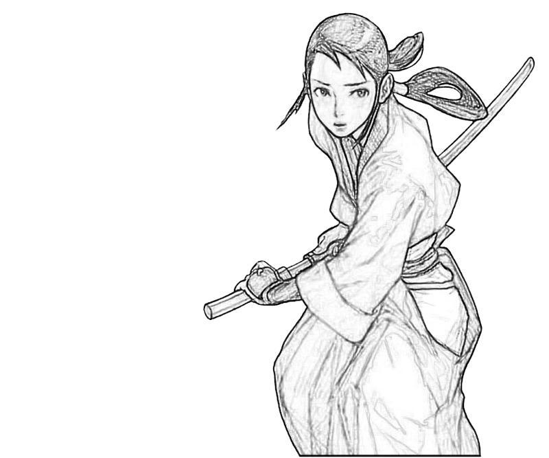 printable-hibiki-takane-beautiful_coloring-pages