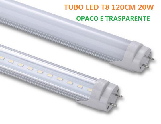 Plafoniera Tubi Led 120 Cm : Tubi led t g cm w lumen italy buy tubo