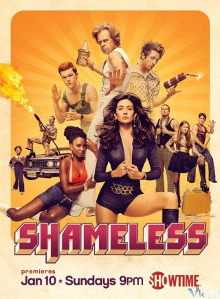 Không Biết Xấu Hổ Phần 6- Shameless Us Season 6