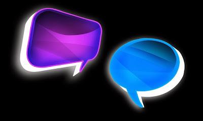 Hablar con una chica en internet