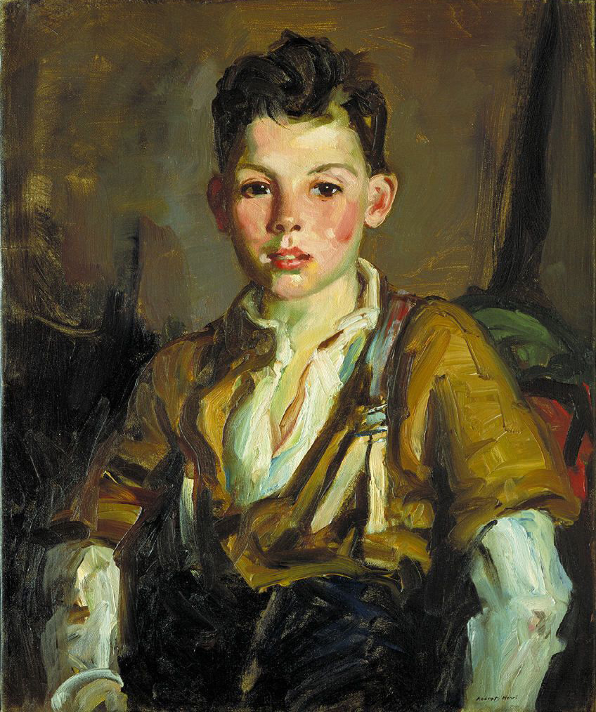 a study of robert henri and the ashcan school The ashcan school was an early twentieth century artistic movement that portrayed the poorer new york a view of paris by robert henri $2525 choose options.