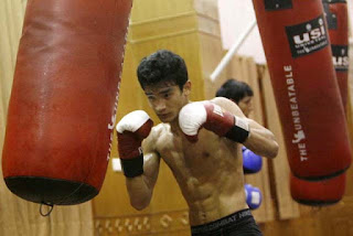 Shiva Thapa Indian boxer becomes second in world ranking