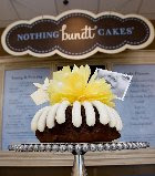 Nothing Bundt cakes bakery in Skokie, Evanston