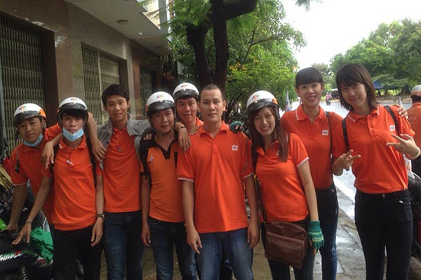 FPT Miền Trung Đồng Loạt Ra Quân Tháng Cuối Năm 5