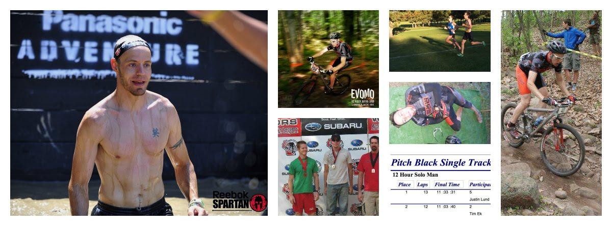 Justin Lund - Endurance Racer