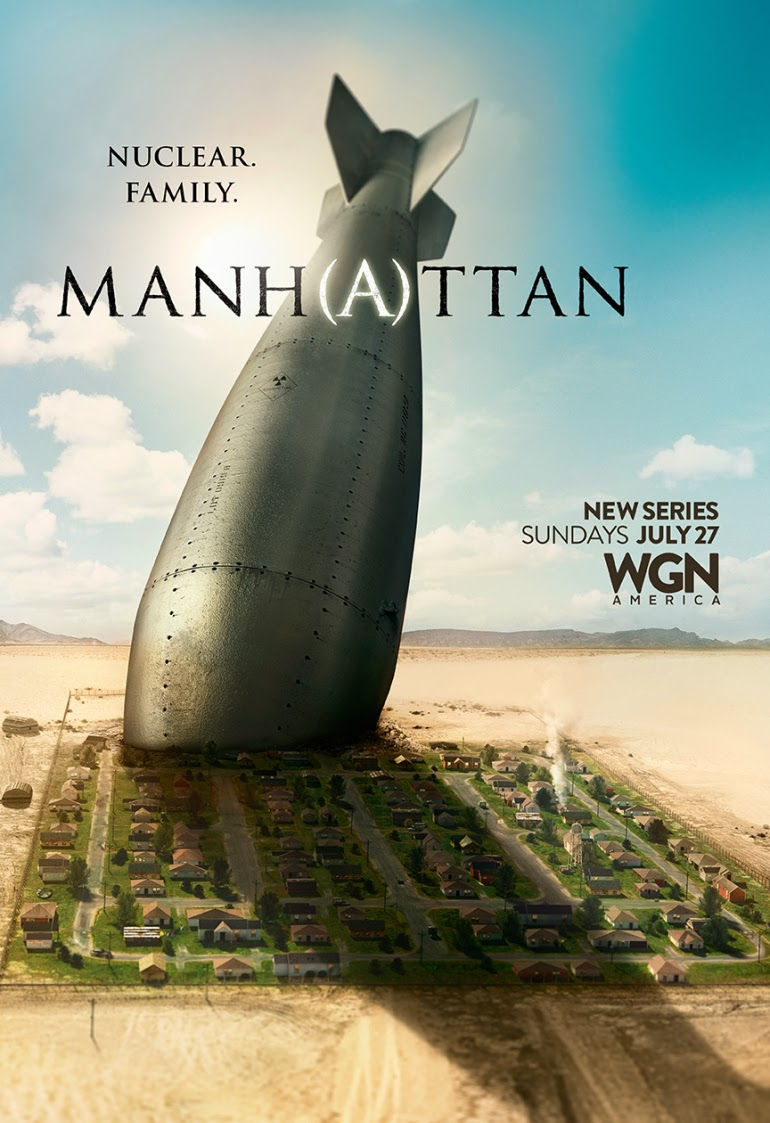 Manhattan (2014-) ταινιες online seires xrysoi greek subs