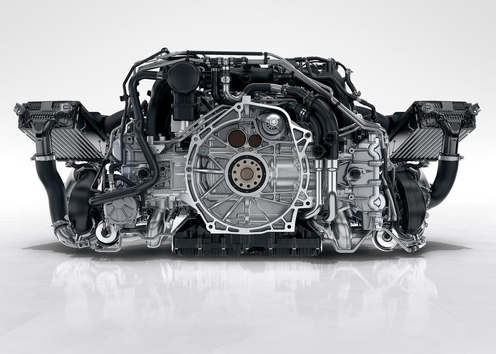 new 2017 porsche 911 same look new turbo engine higher. Black Bedroom Furniture Sets. Home Design Ideas