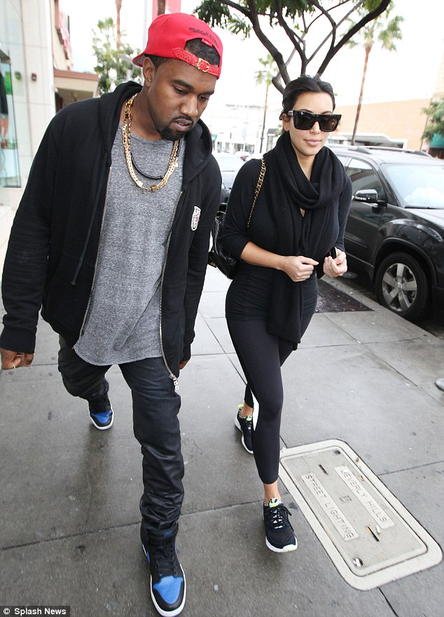 from Keenan kanye west kim kardashian dating since