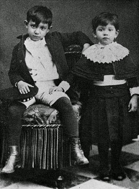 The Boyhood of Pablo Picasso