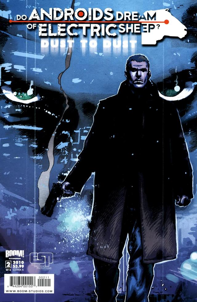 do androids dream of electric sheep comic pdf