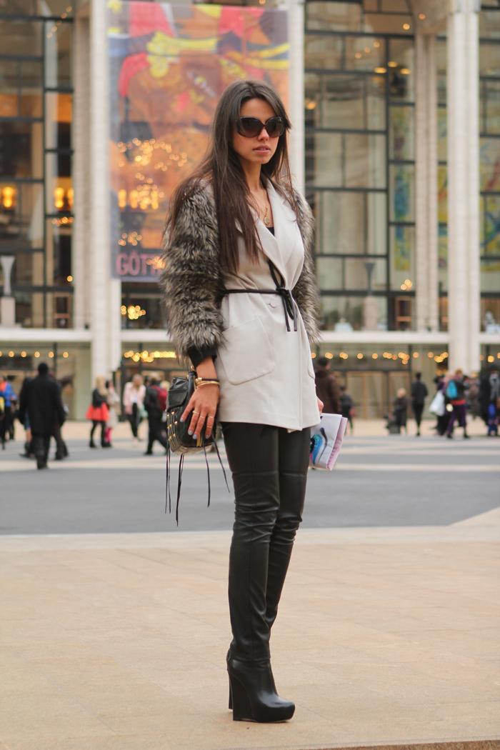 Vivaluxury Fashion Blog By Annabelle Fleur Nyfw Rebecca Minkoff Show
