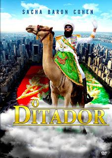 O Ditador – Dublado 2012