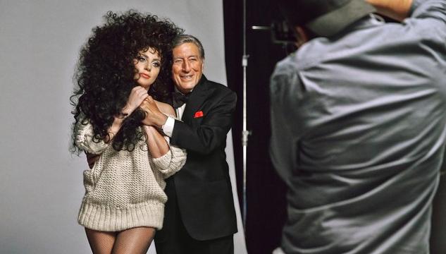 Lady Gaga & Tony Bennett - H&M