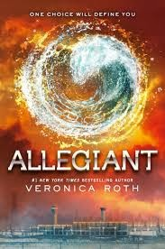 Currently Reading: Allegiant by Veronica Roth