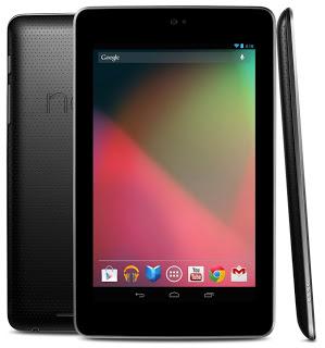 Tablet Nexus 7 harga dan spesifikasi