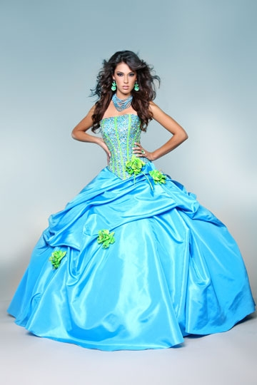 Quinceanera Dresses In Dallas June 2012