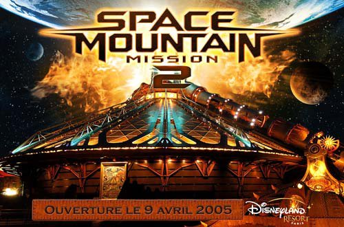 space mountain mission 1 - photo #2