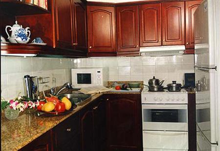 Phong thủy nhà bếp và người phụ nữ