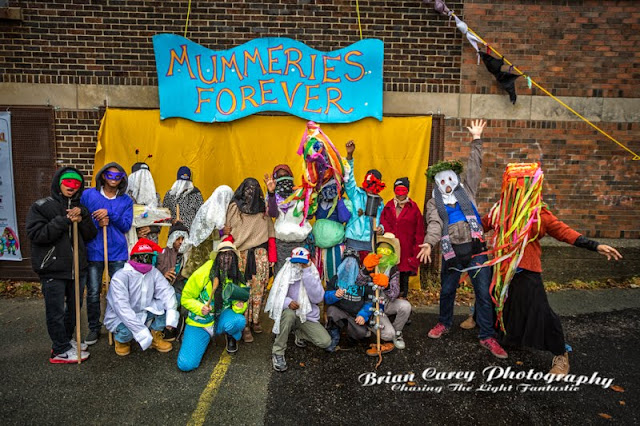 2015 Mummers Parade, St John's Newfoundland by Brian Carey