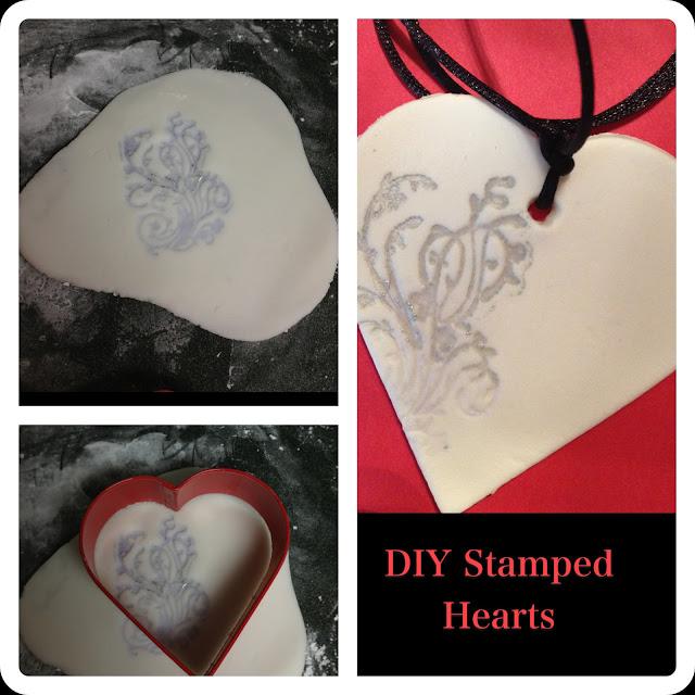 craft valentine's hearts