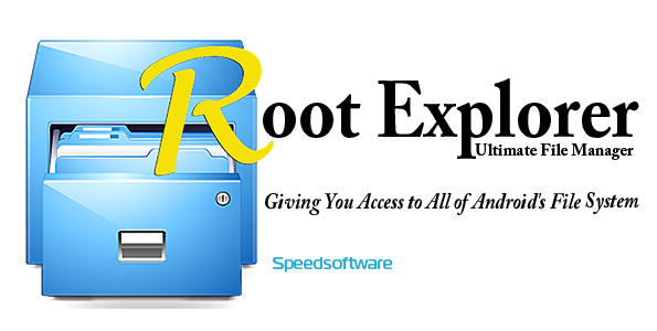 Root Explorer v3.3.4 APK Terbaru