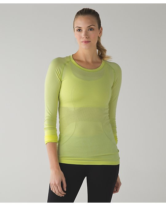 lululemon ray-swiftly-ls