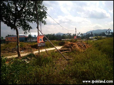 IPOH LAND FOR RENT (L00355)