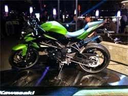 Kawasaki Z250SL Pakai Premium