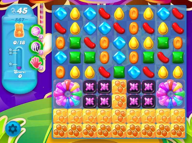 Candy Crush Soda 567