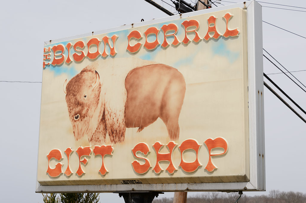 The Bison Corral Gift Shop